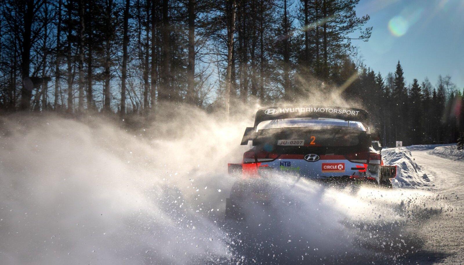 Hyundai pole veel ametlikult teatanud, kas jätkavad WRC-s ka hübriidajastul.