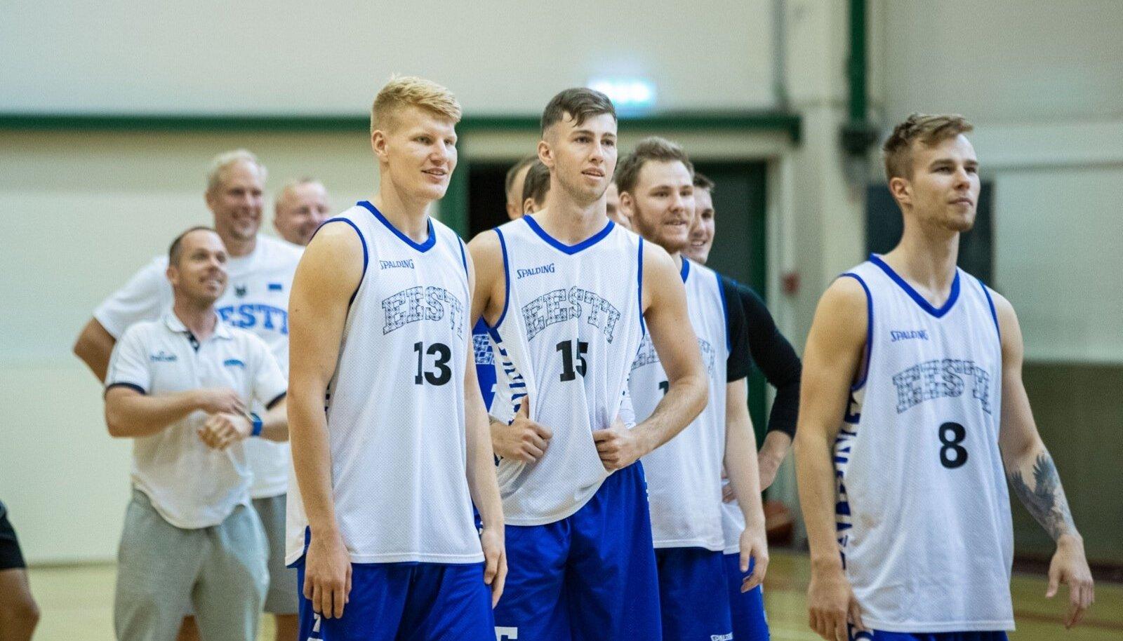 Eesti U20 korvpallikoondis