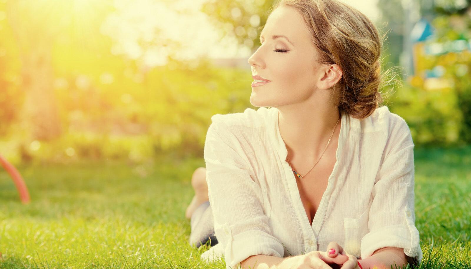 Ela aeglaselt, hoolivalt ja armastavalt, et see väljenduks ka suhtumises oma kehasse