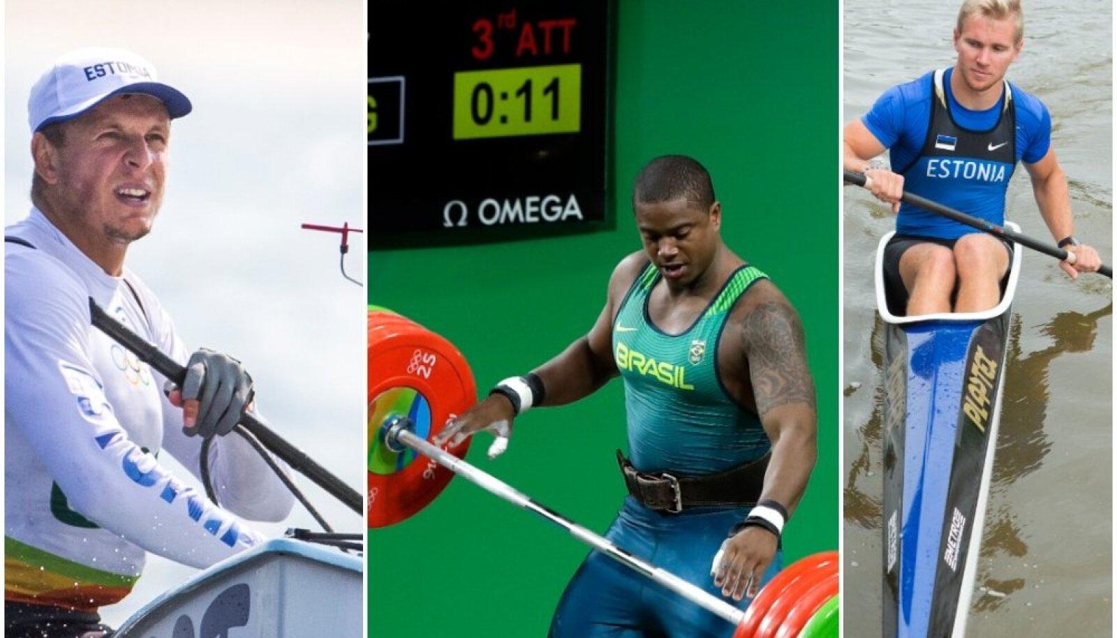 Olümpiaprogrammi muutumine puudutab ka mitut Eesti sportlast.