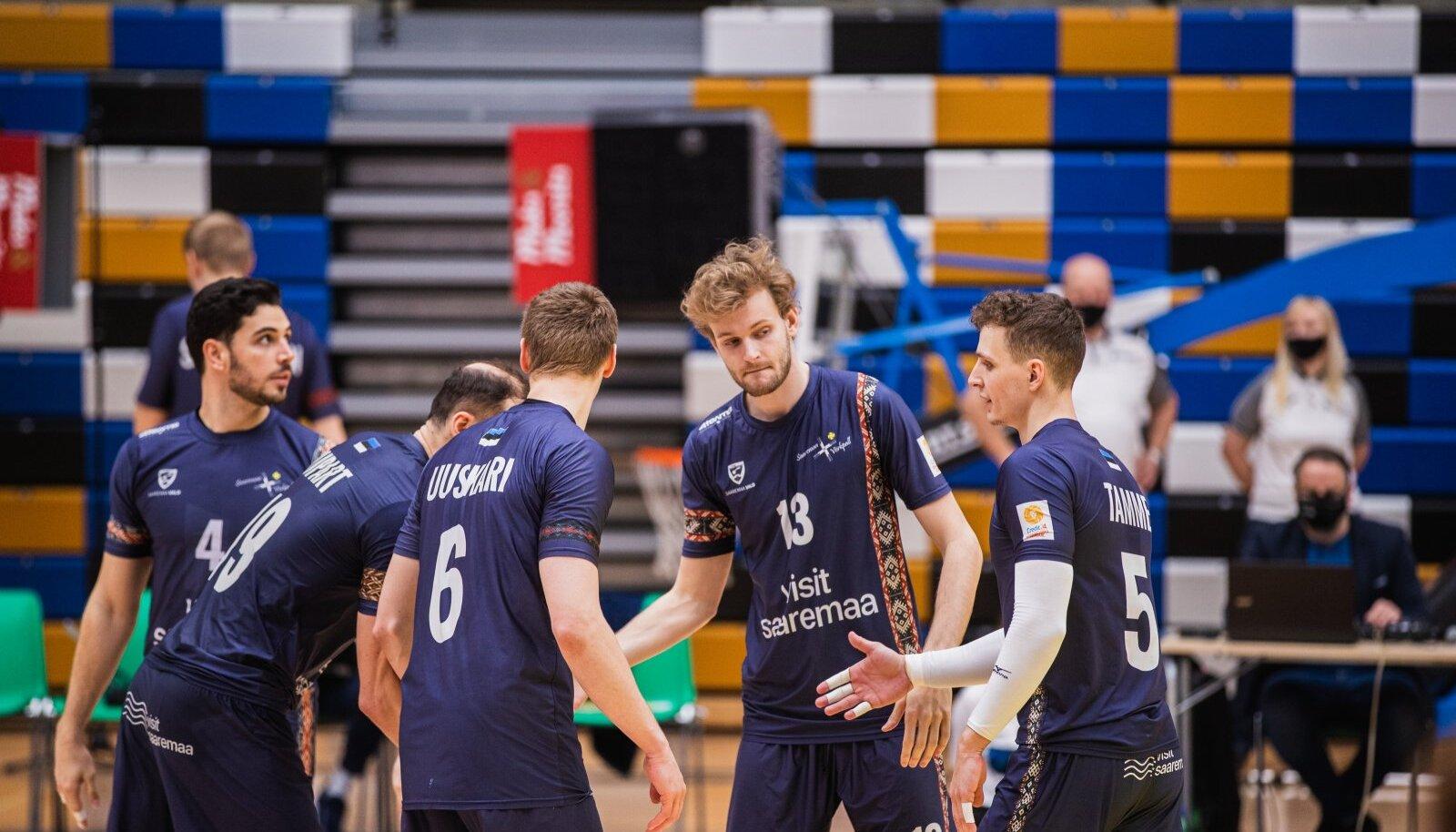 Saaremaa VK võitis põhiturniiri.
