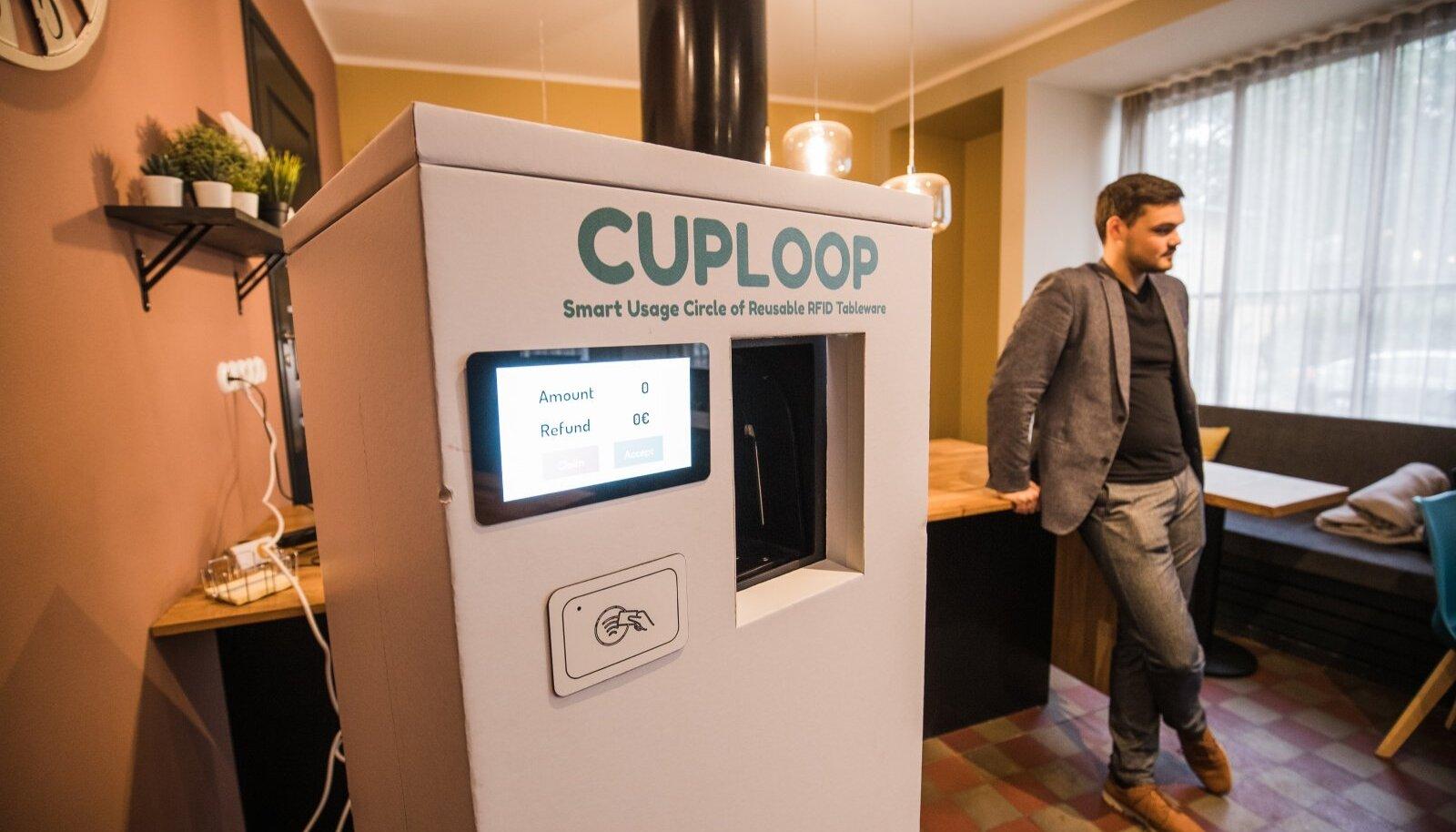Cuploop