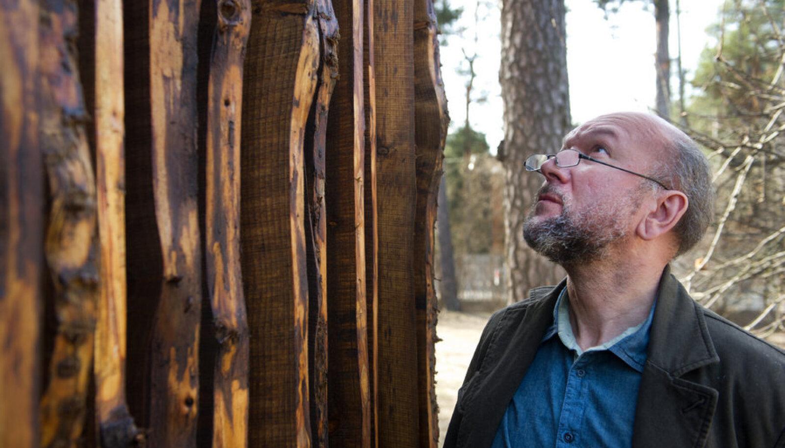Arhitekt Peeter Pere ja tema rustikaalne looming