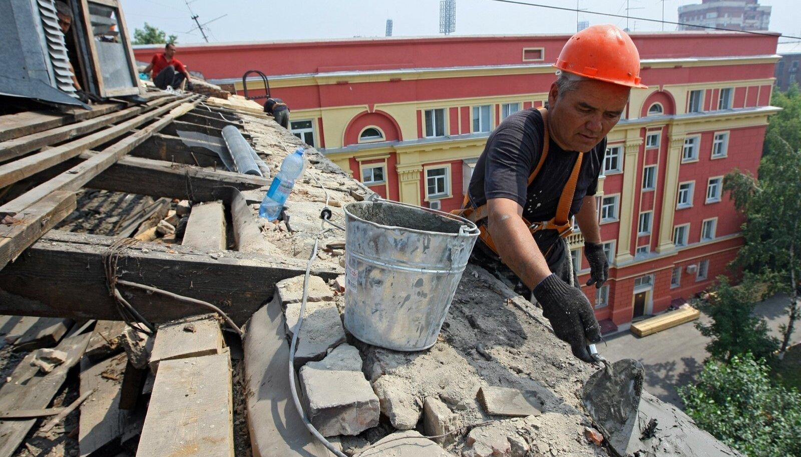 Venemaa tahab ise endale tööandjaks olijaid makse maksma meelitada madala maksumäära ning mugava teenusega.