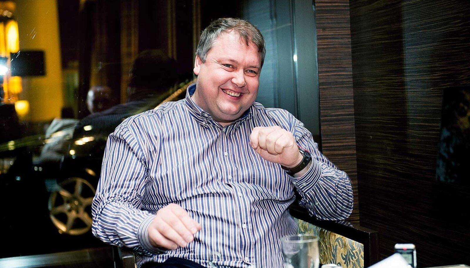 Janek Veeber (Foto: Martin Dremljuga)
