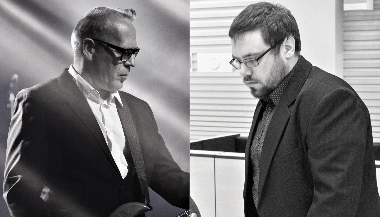 OHVER JA SÜÜDIMÕISTETU: Muusik Raivo Rätte hukkus Karel Šmutovi käe läbi.