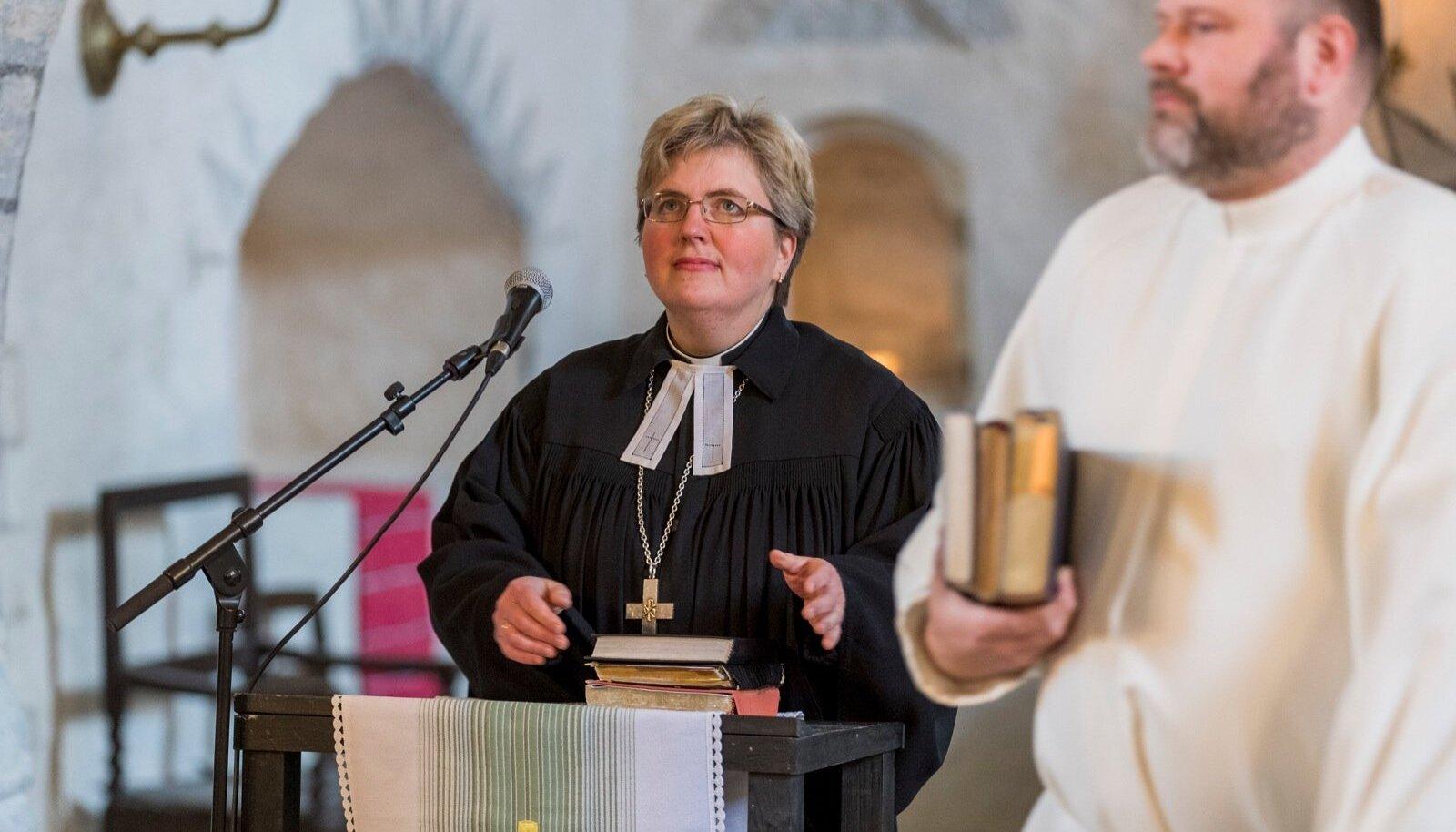 Annika Laatsi sõnul vajab inimene lepitust jumala, kaasinimese ja iseendaga.