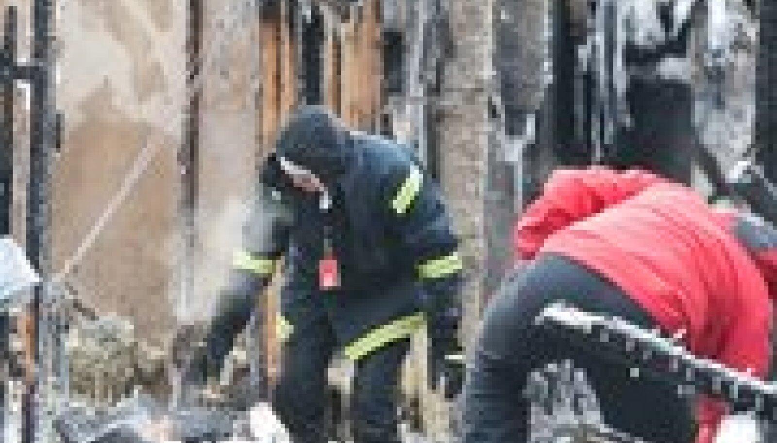 Tulekahju Haapsalu väikelastekodus