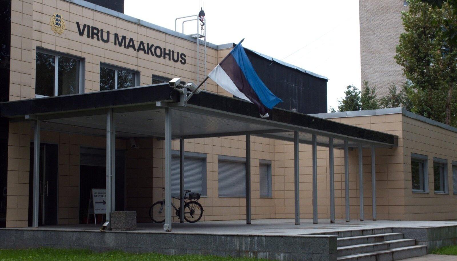 Viru Maakohus Narvas