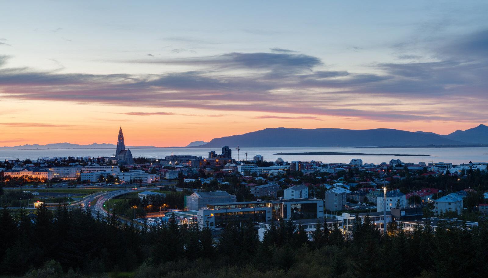 Islandi pealinn Reykjavik (foto: Diego Delso / CC BY-SA 4.0 / Wikimedia Commons)