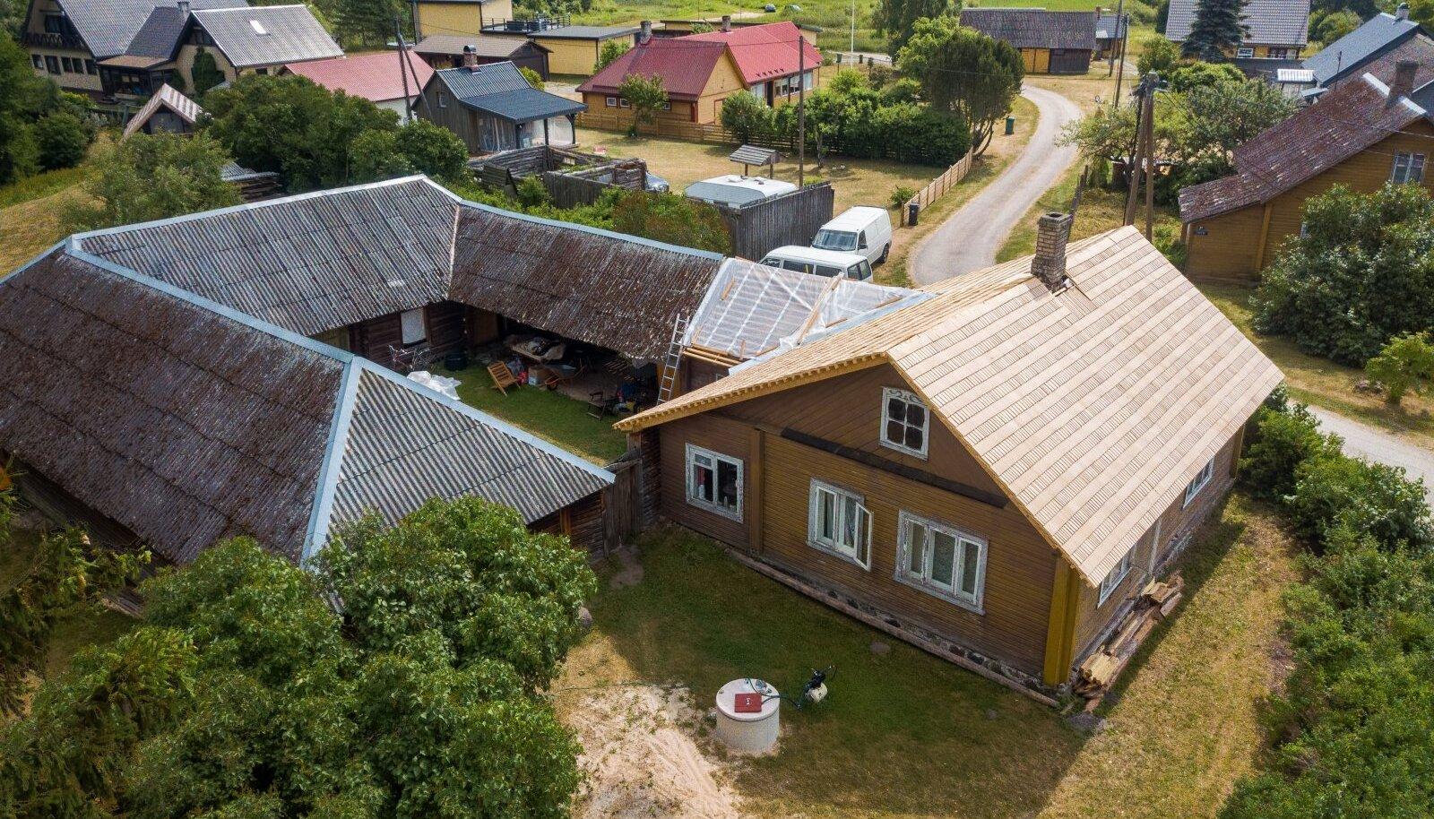 Peipsi-äärne Lohusuu kindlusmaja