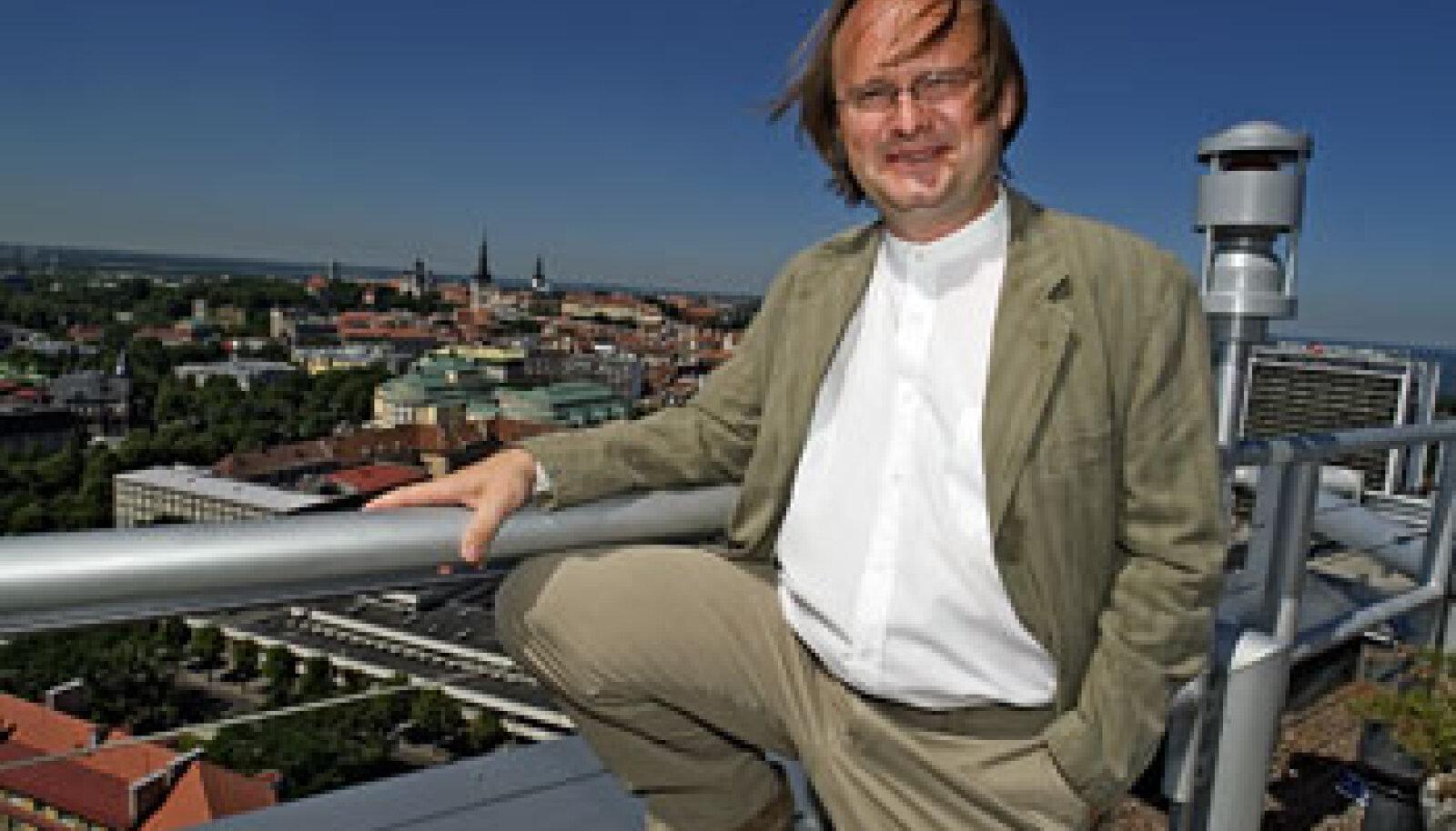 RÄNDUR EI PEATU: Tuleval aastal lubab Tiit Pruuli algust teha oma kolmanda suure retkega, aga keskenduda ainult Eestile ning käia põhiliselt jala. Vallo Kruuser
