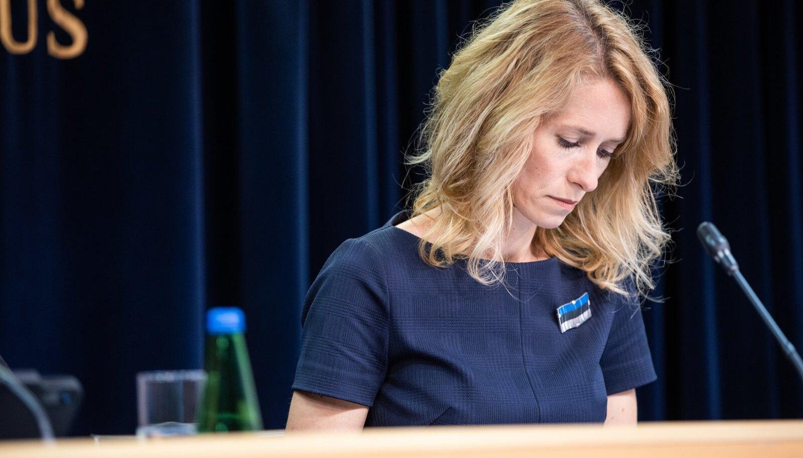 Opositsiooni arvates on peaminister Kaja Kallas võtnud hoiaku, et Reformierakonnal on presidendi valimistest ainult kaotada.