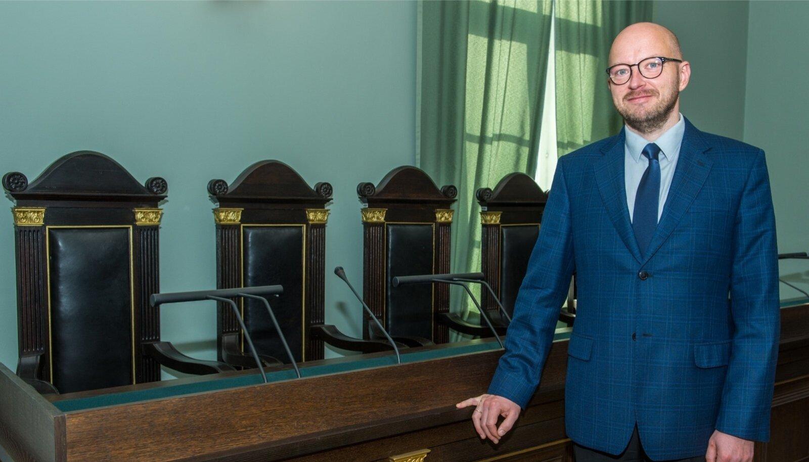 Priit Pikamäe, Riigikohtu esimees
