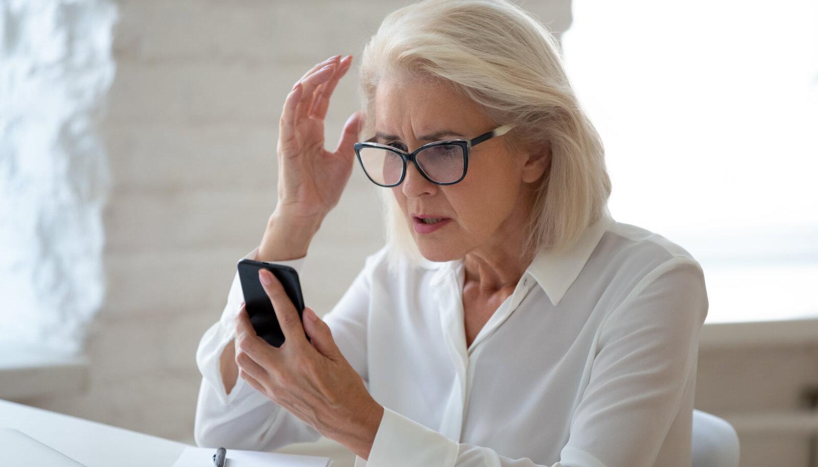 Kui teade tuleb e-maili teel, siis tuleb kahtluse korral kindlasti jälgida, et domeeni lõpp oleks EE