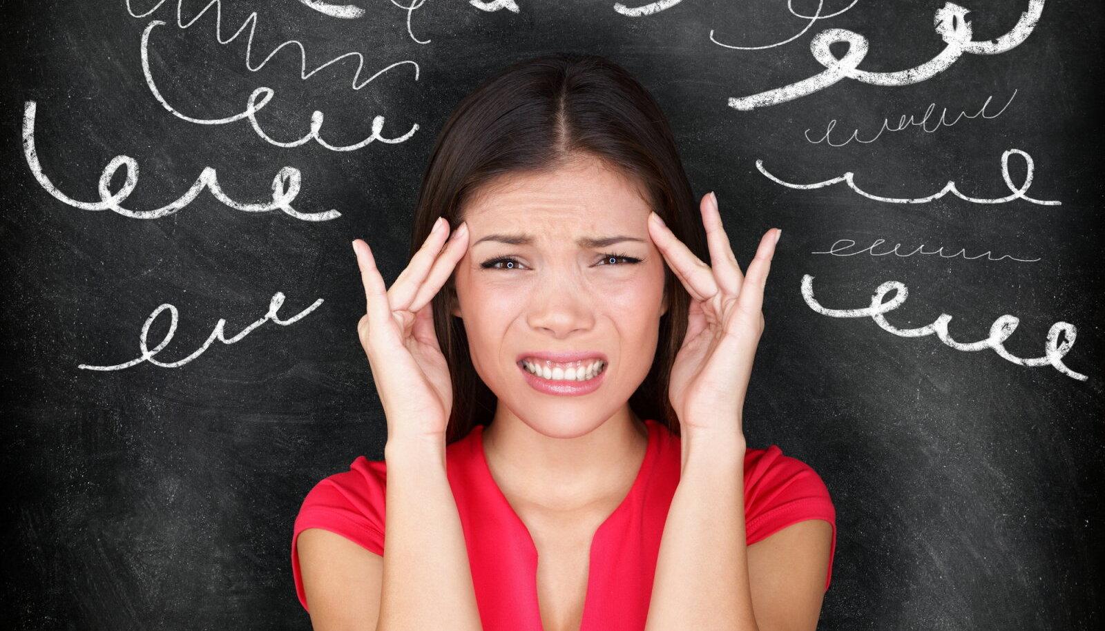 Kuidas stressiga toime tulla?