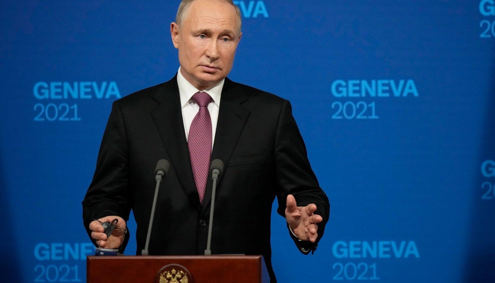 US-Russia summit in Geneva