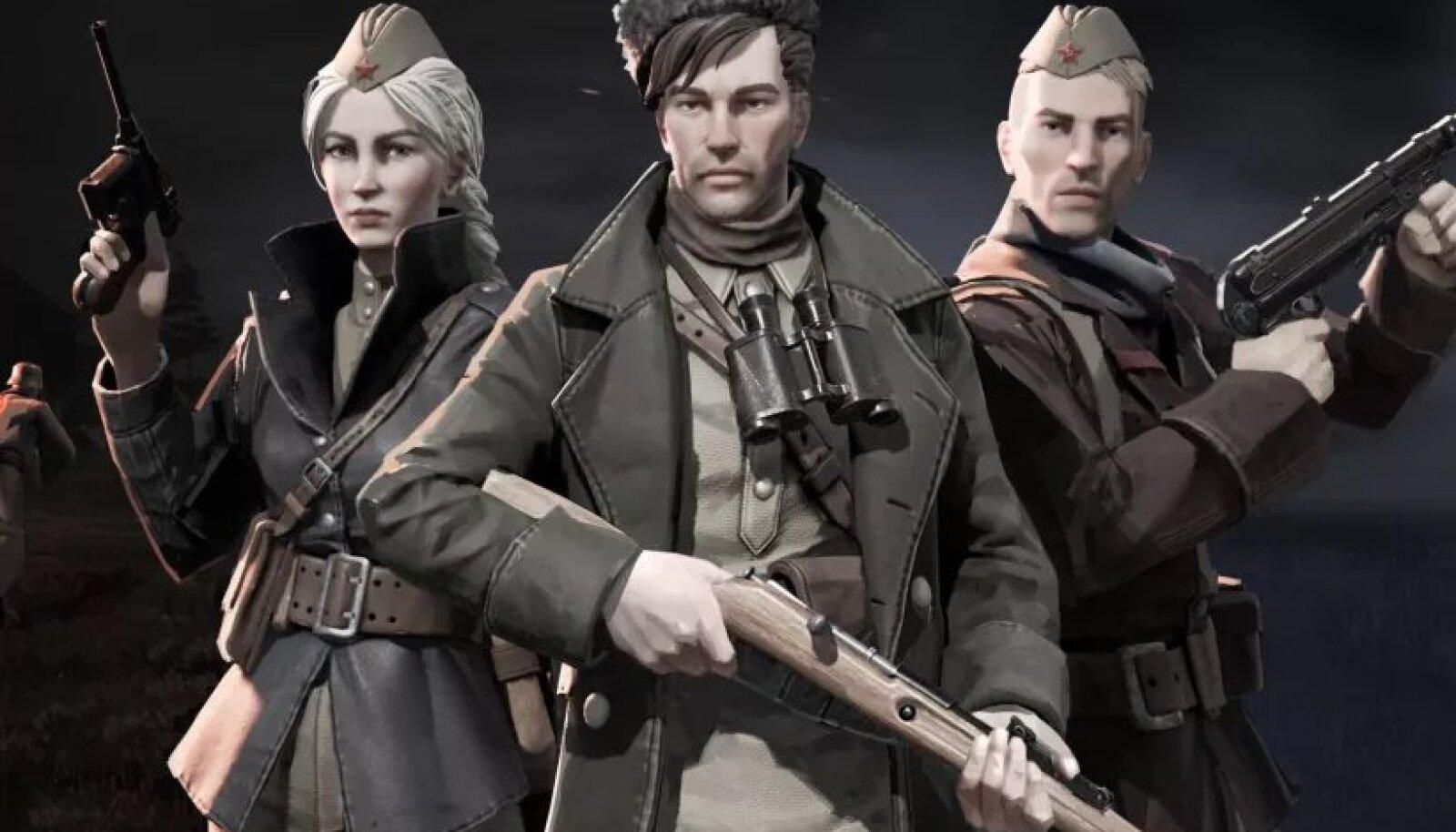 """Partisans 1941"" (tootja pilt)"