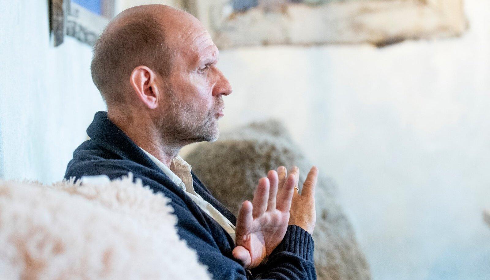Mida teeb ära Martin Helme? Ei midagi, vastab Isamaa esimees Helir-Valdor Seeder.