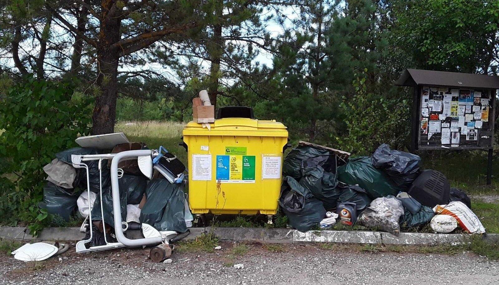 Ühiskonna teadlikkus jäätmete kui ressursside parema ringlemise vajalikkusest ja võimalustest peab kasvama.