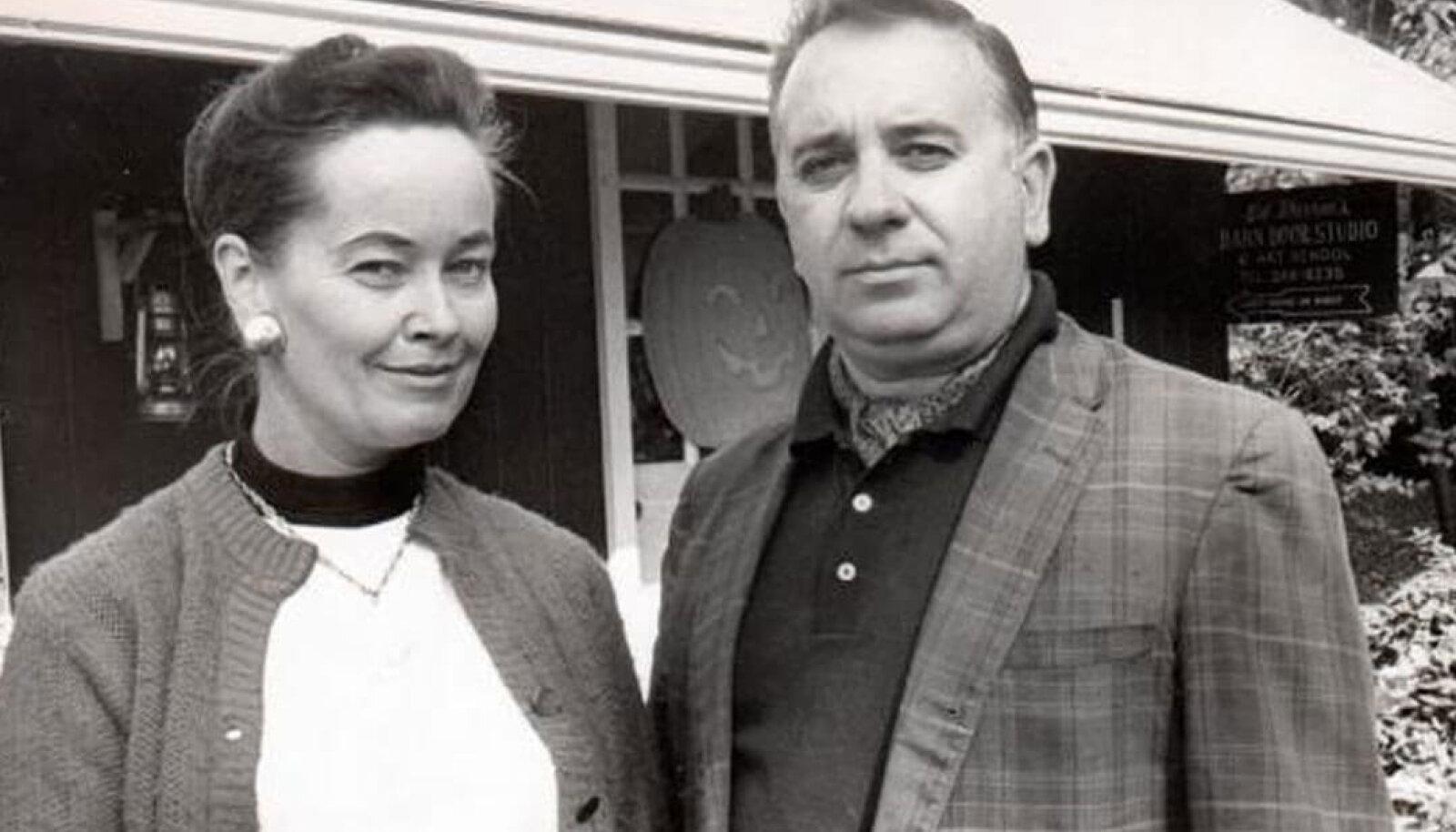 Lorraine ja Ed Warren