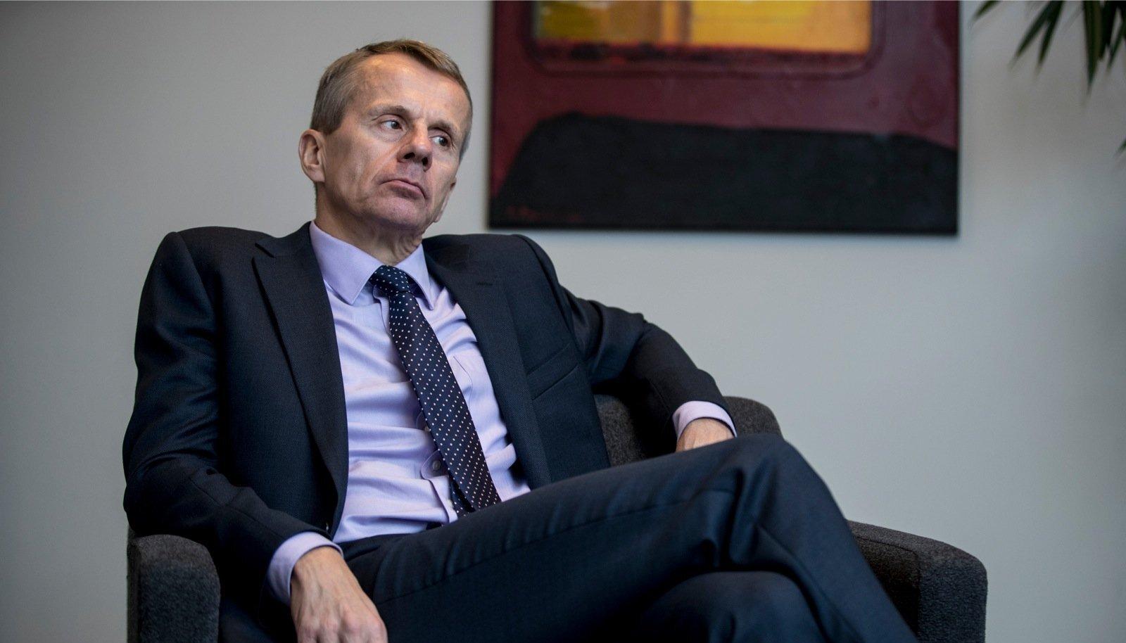 Jürgen Ligi välisministeeriumis