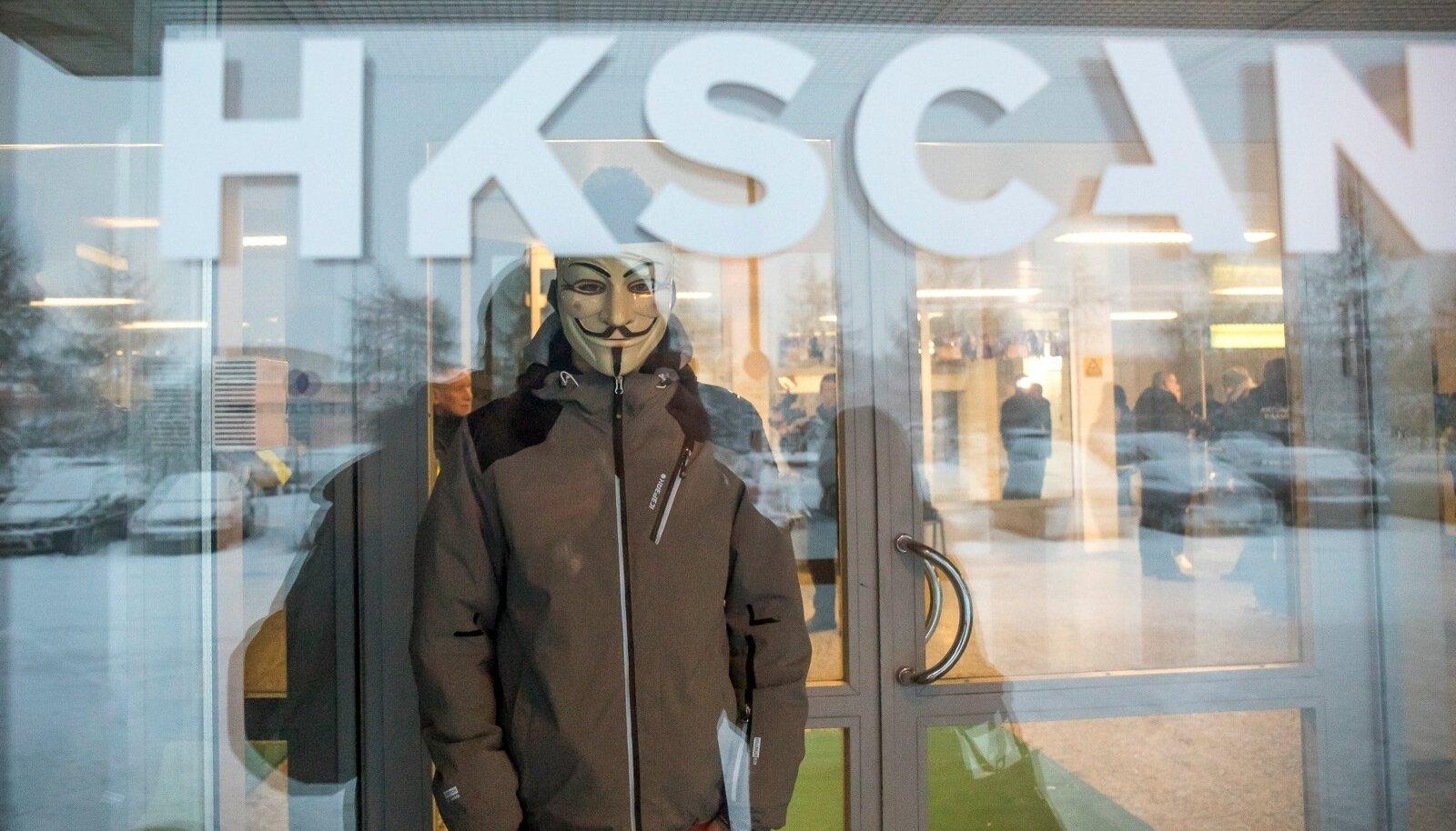 Maskiga tapamaja liinitöötaja sõnul on 16% suurune palgatõus naeruväärselt väike, et sellest keelduda.