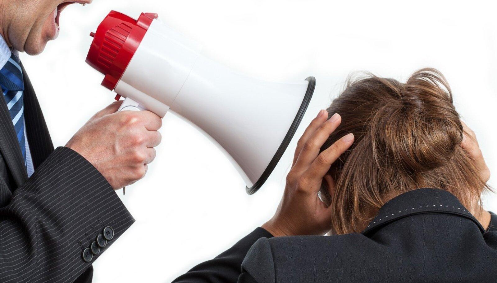 Töökiusamine on emotsionaalse kahju tekitamine, mis mõjutab ohvri vaimset ja füüsilist tervist. (M. Tambur)