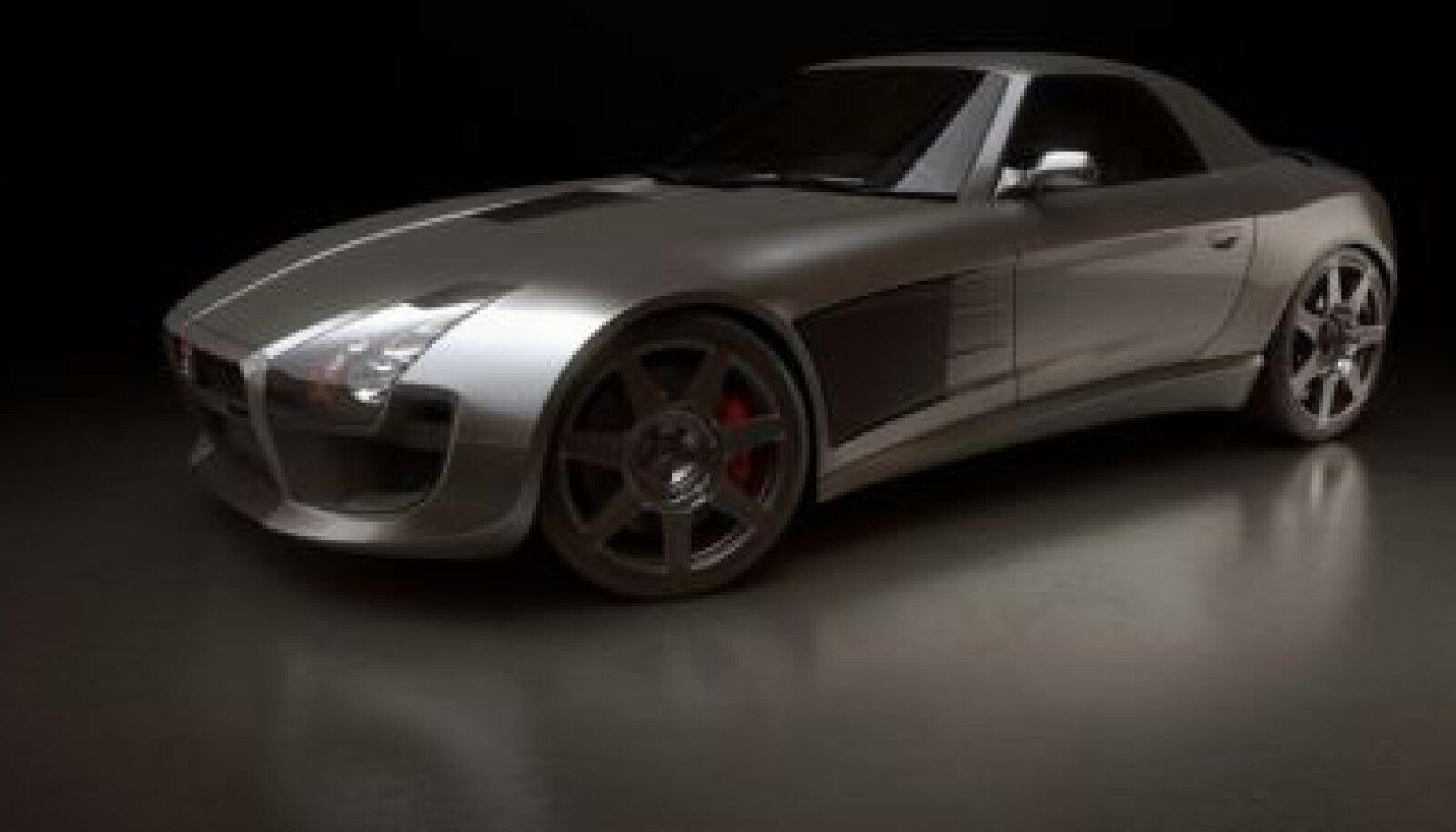Honda S2000 pakub inspiratsiooni kõigile, peale Honda enda