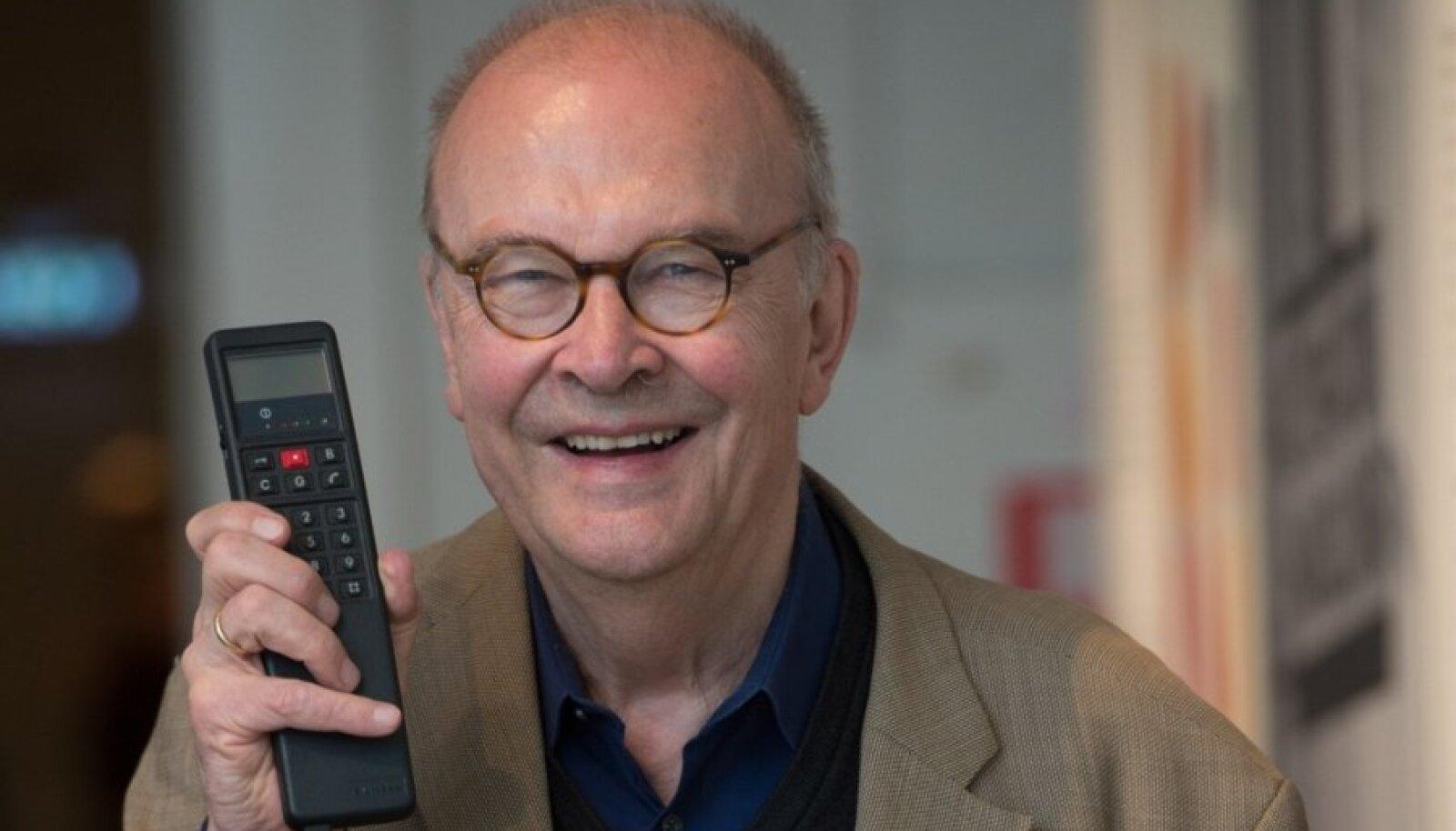 Tõnis Käo: Eesti päritolu disainer, kelle Siemensis loodud telefonid ja tolmuimejad läksid Saksamaal massidesse.