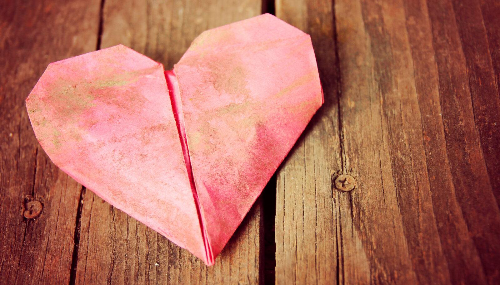 Vastamata armastus võib murda südame...
