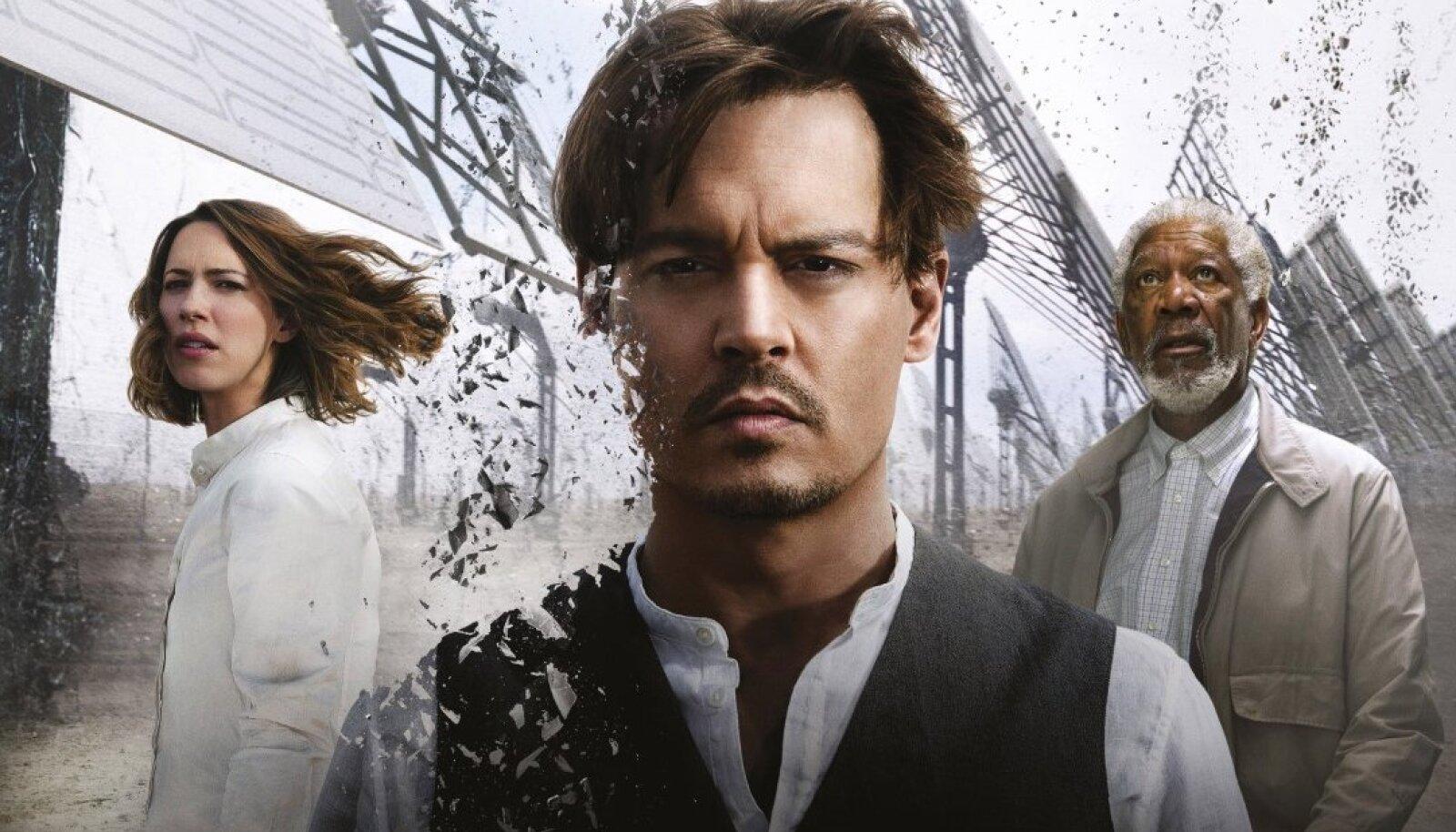 """Johnny Depp filmis """"Piire ületades"""""""