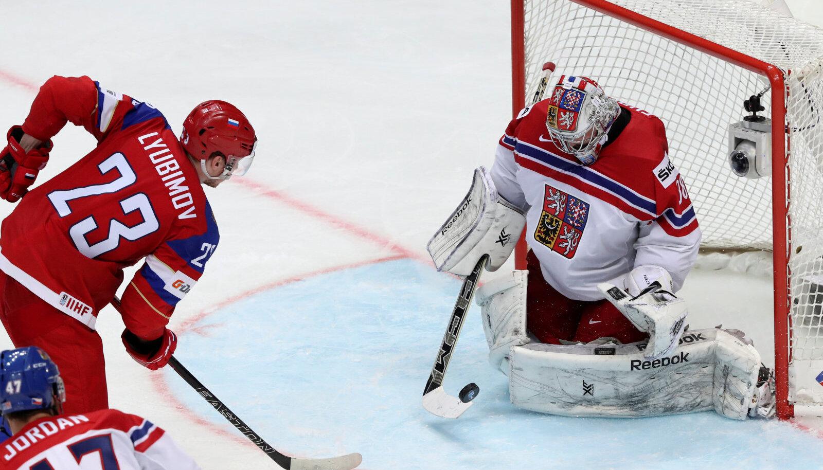 Dominik Furchi selja taha venelased litrit ei saanud