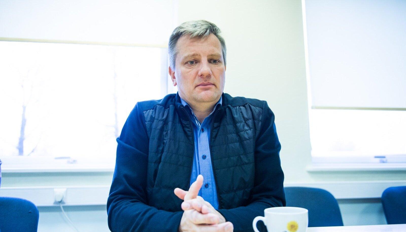 E-Piima juht Jaanus Murakas