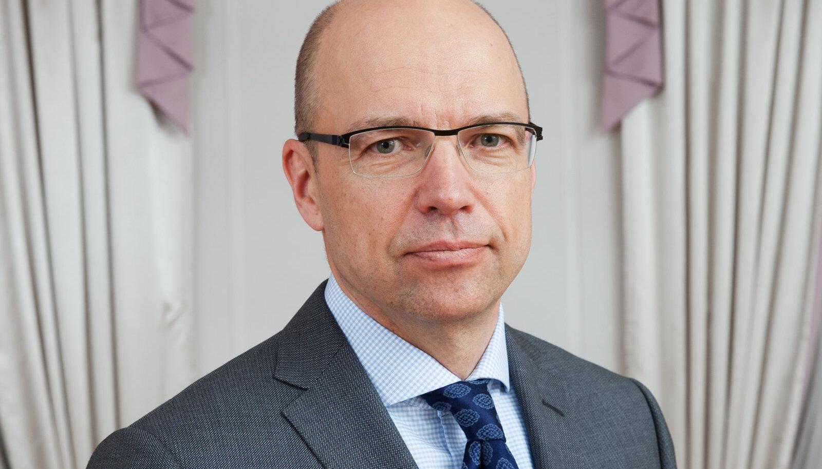 Ehitusettevõtja Tiit Kuuli.