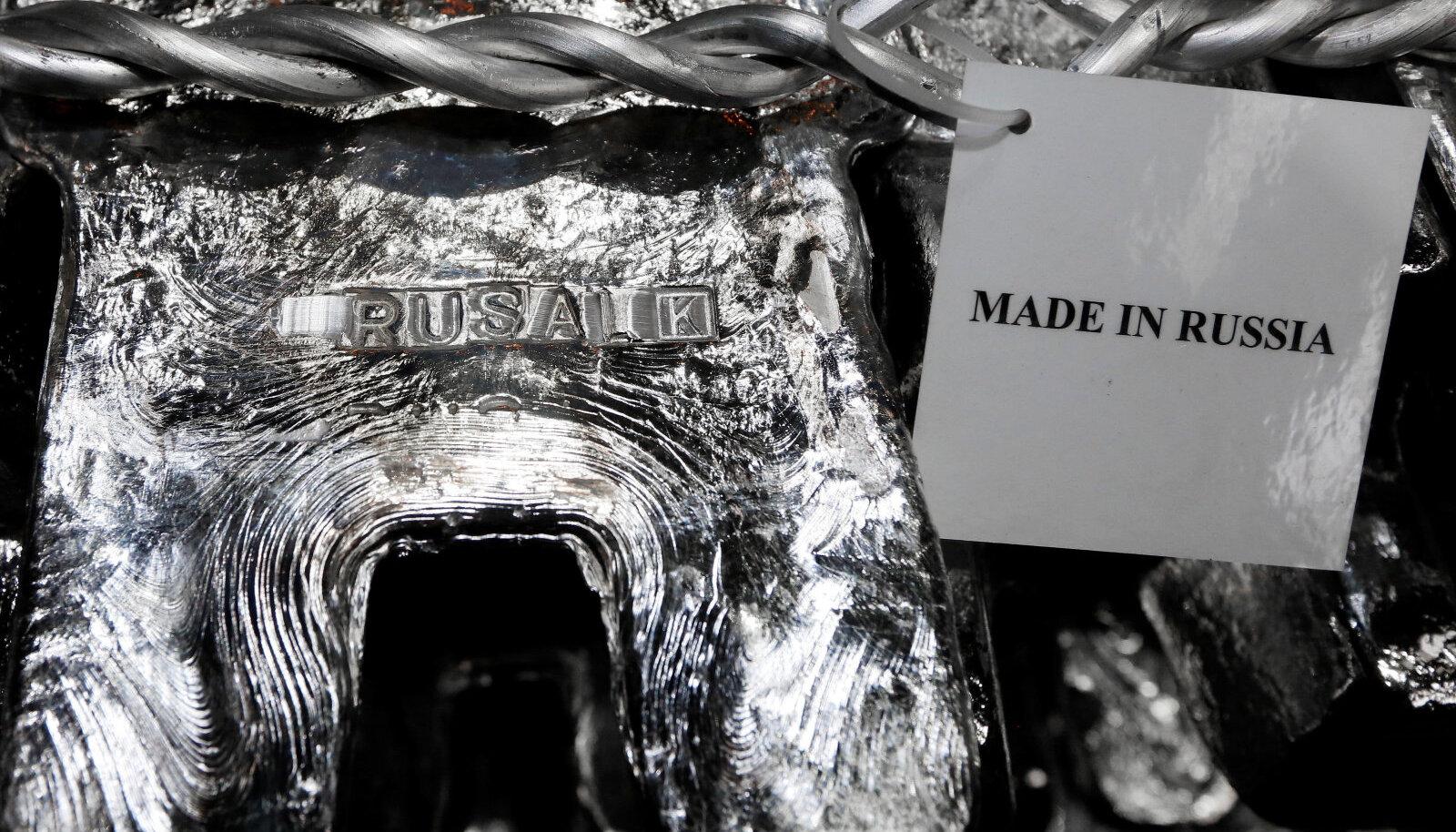 Rusali alumiinium