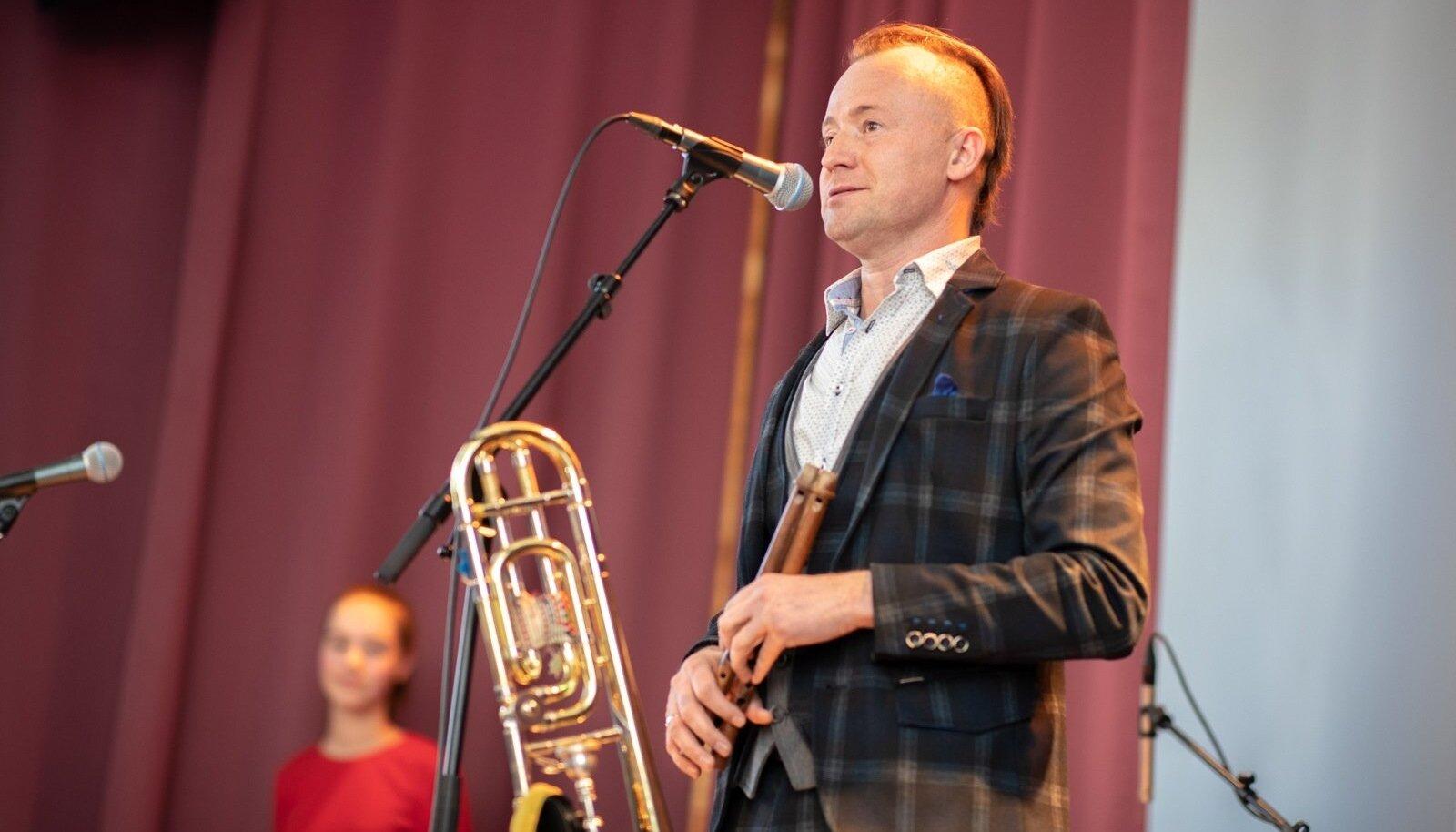 Perebändid: Ruslan Trochynskyi lastega