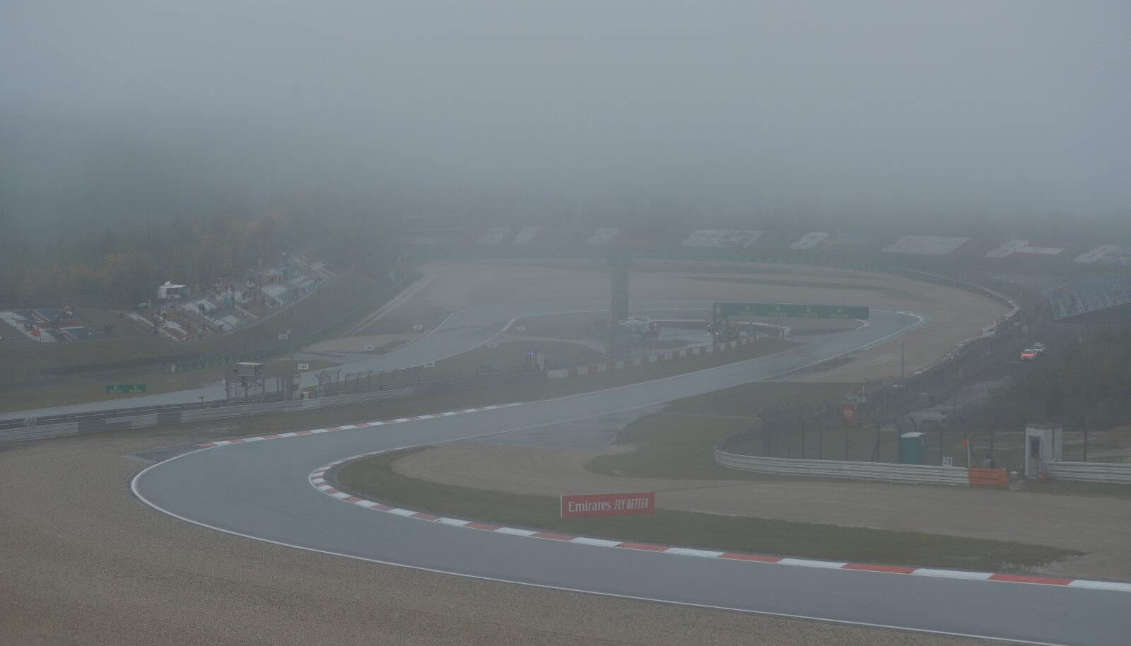 Selline on hetkeseis Nürburgringil