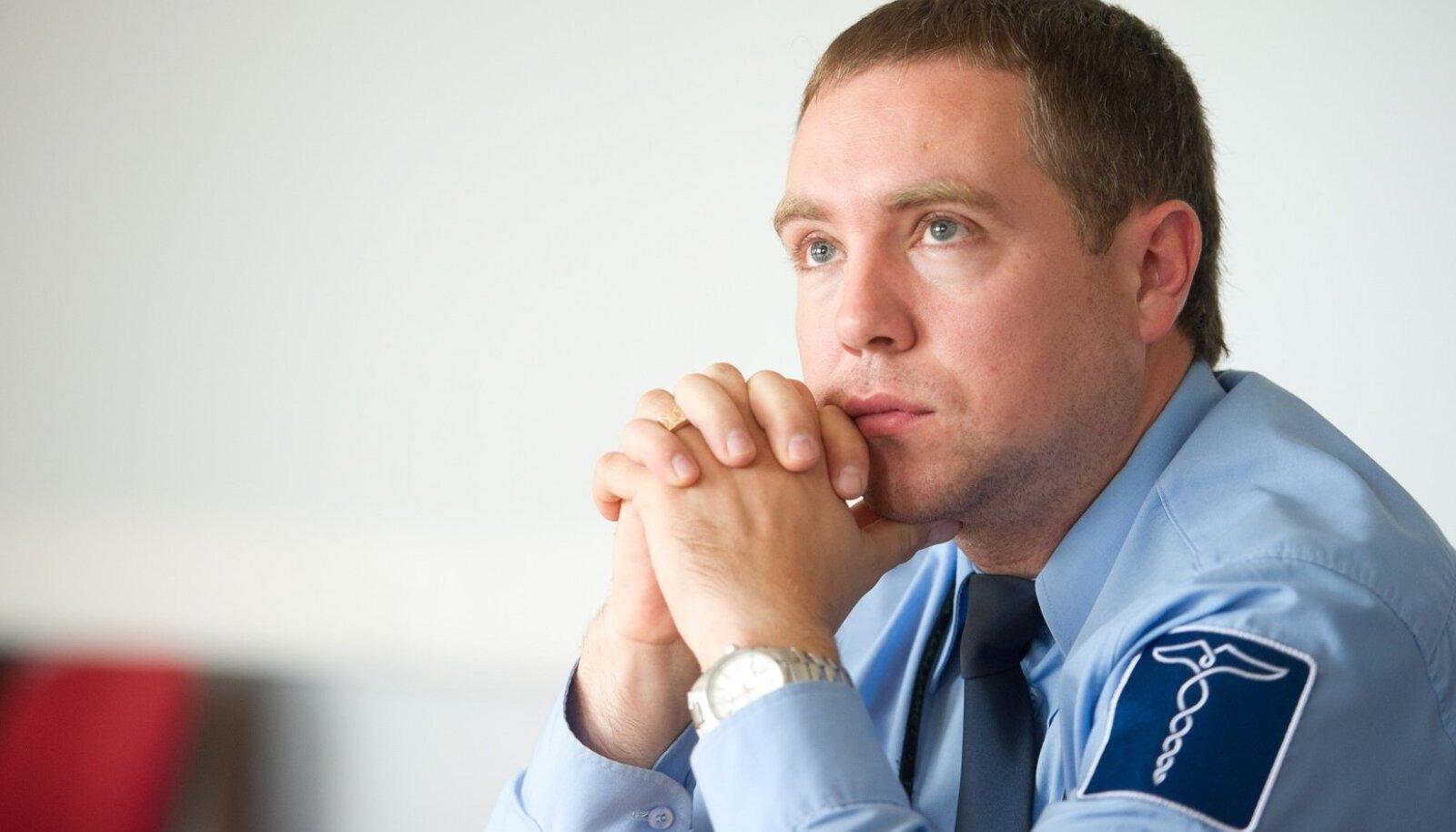Maksu- ja tolliameti tollikorralduse osakonna juhataja asetäitja Ants Kutti