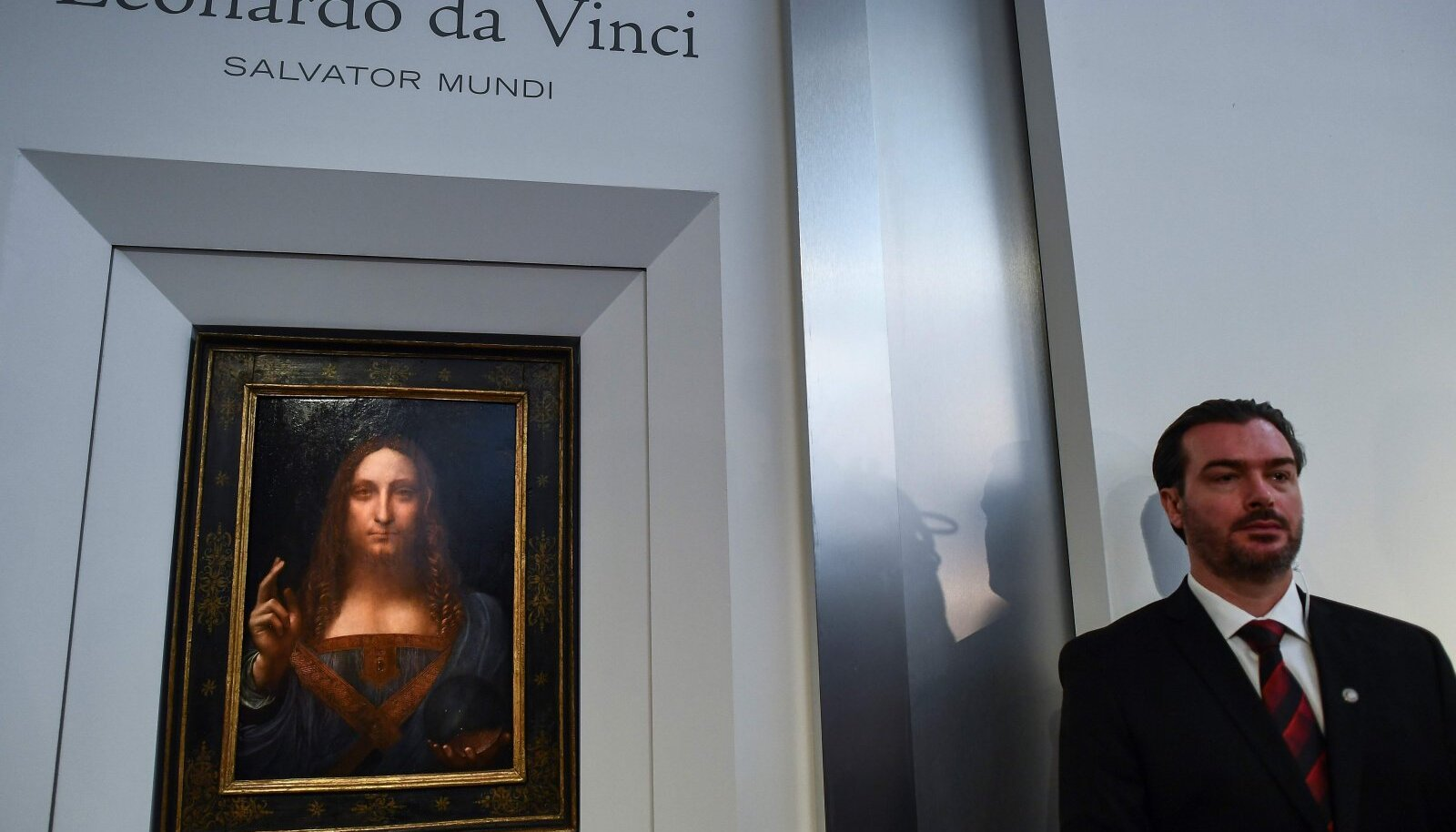 """Leonardo da Vinci """"Salvator Mundi"""""""