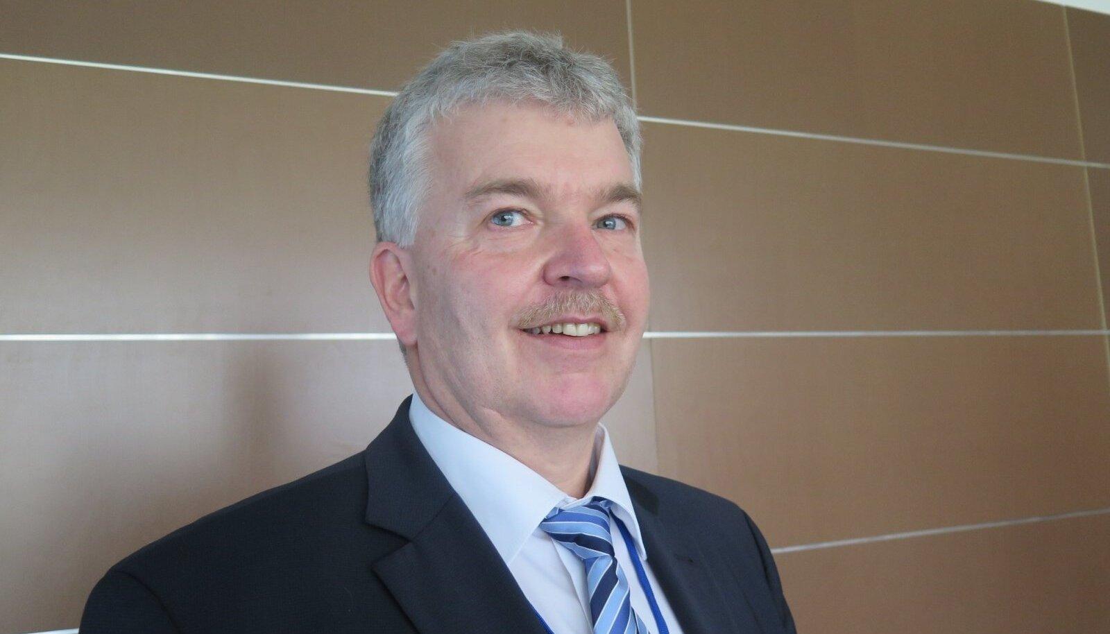 Hubert Bittlmayer ütles, et nemad tahavad jõuda digitaliseerimise eesliinile, kuid Eesti on seal juba praegu.