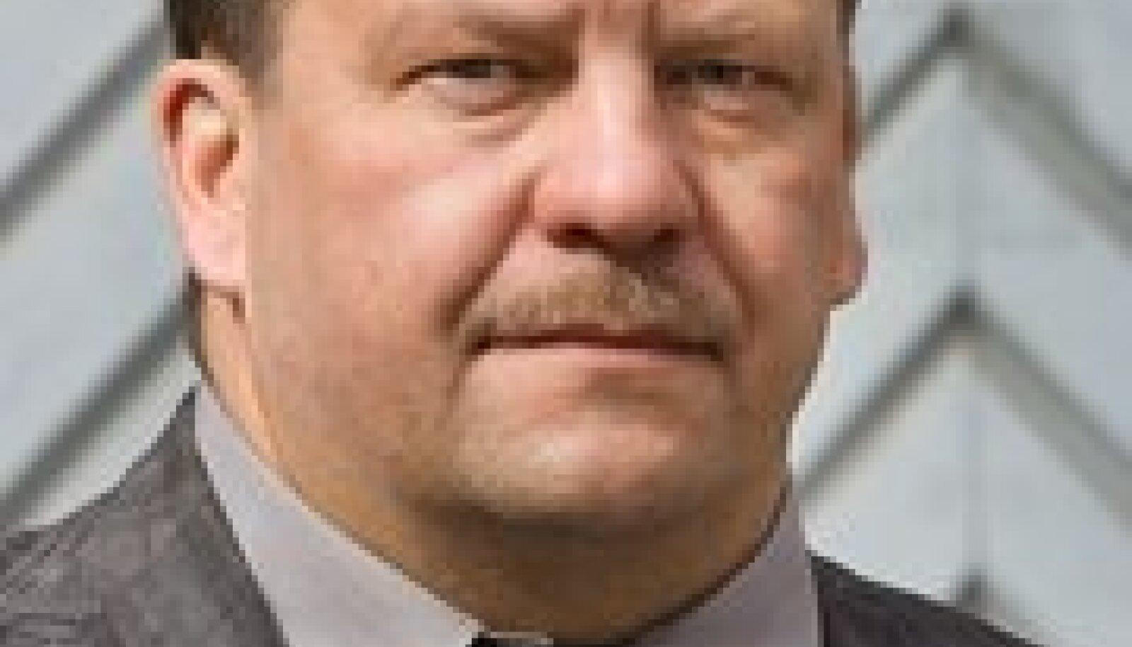 Indrek Peterson, Eesti ehitusettevõtjate liidu esimees.
