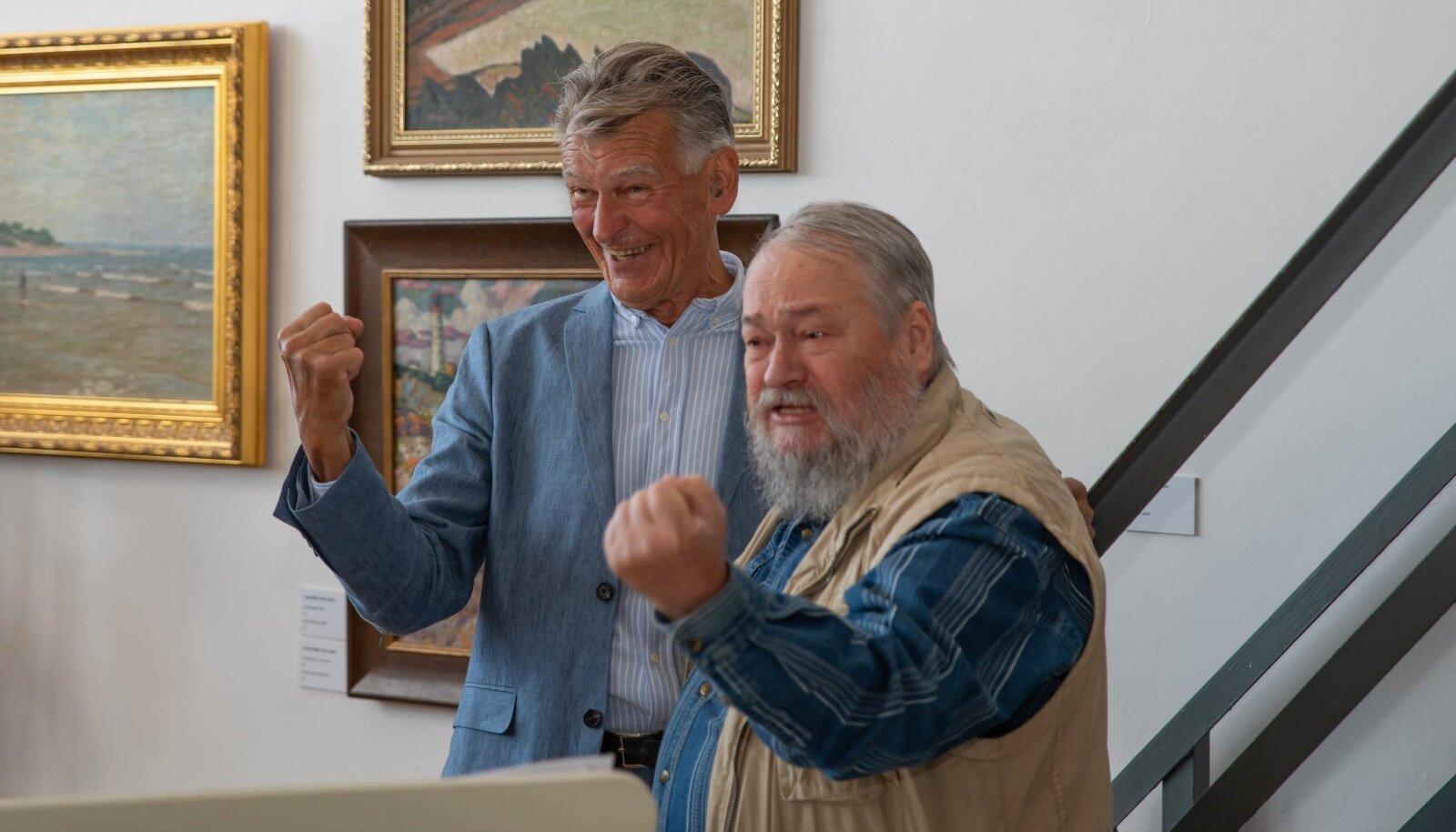 Viinistu kunstimuuseumis avati uuenenud püsinäitus