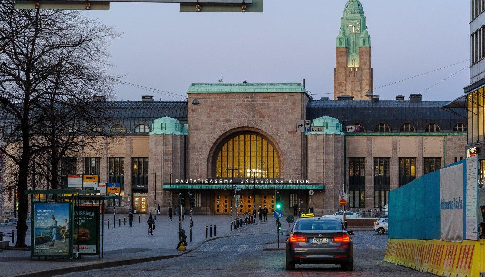 Volbriöö Helsingis