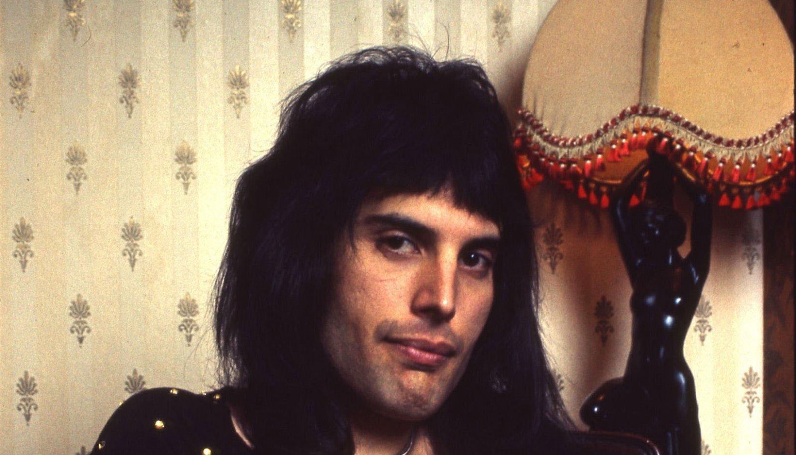 SANSIBARI KUTIST ROCK-STAARIKS Freddie Mercury oleks tänavu saanud 75aastaseks.