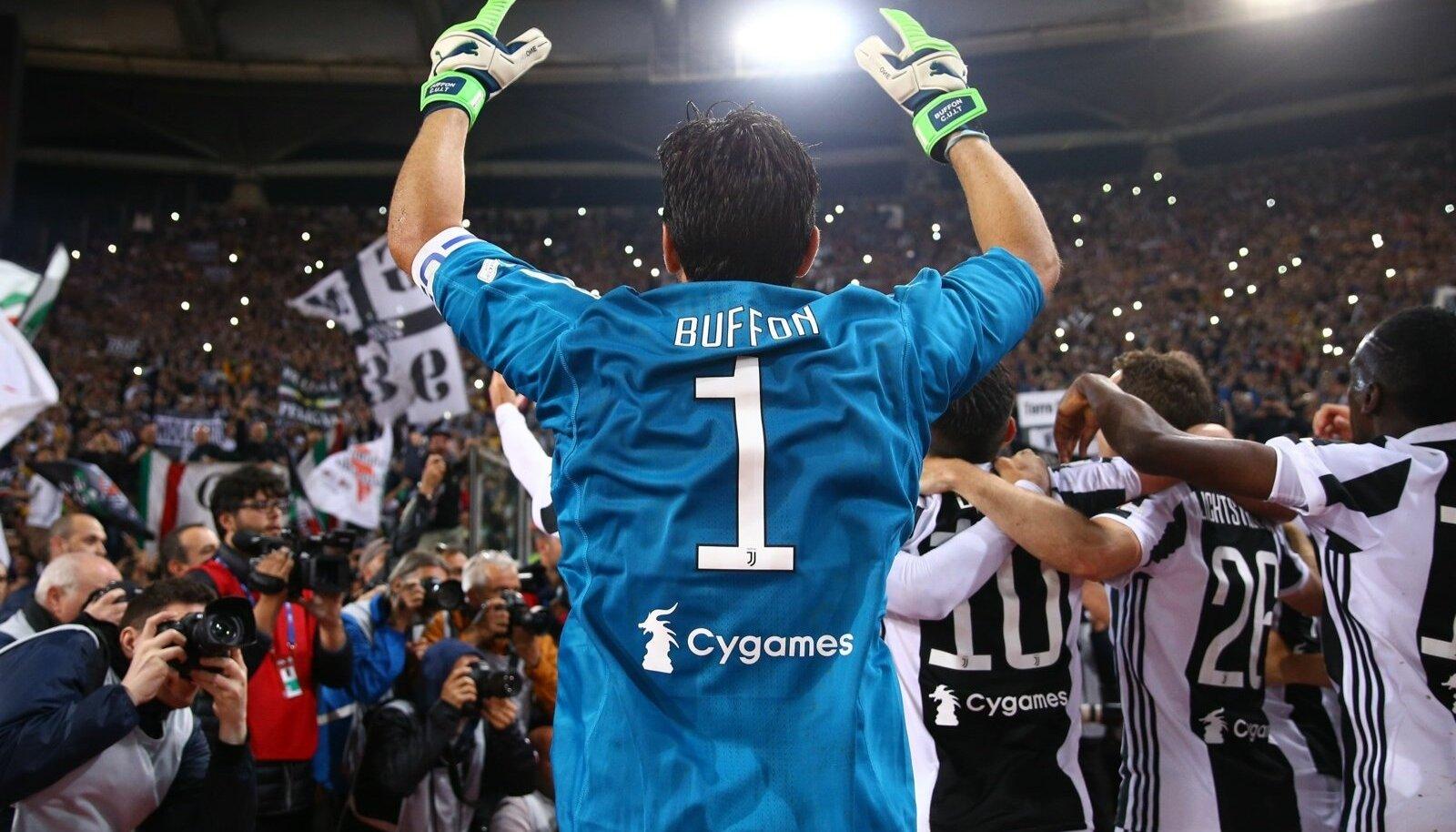 Italian Cup Final Milan v Juventus