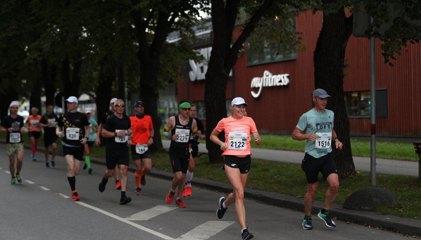 Tallinna maraton 2019.