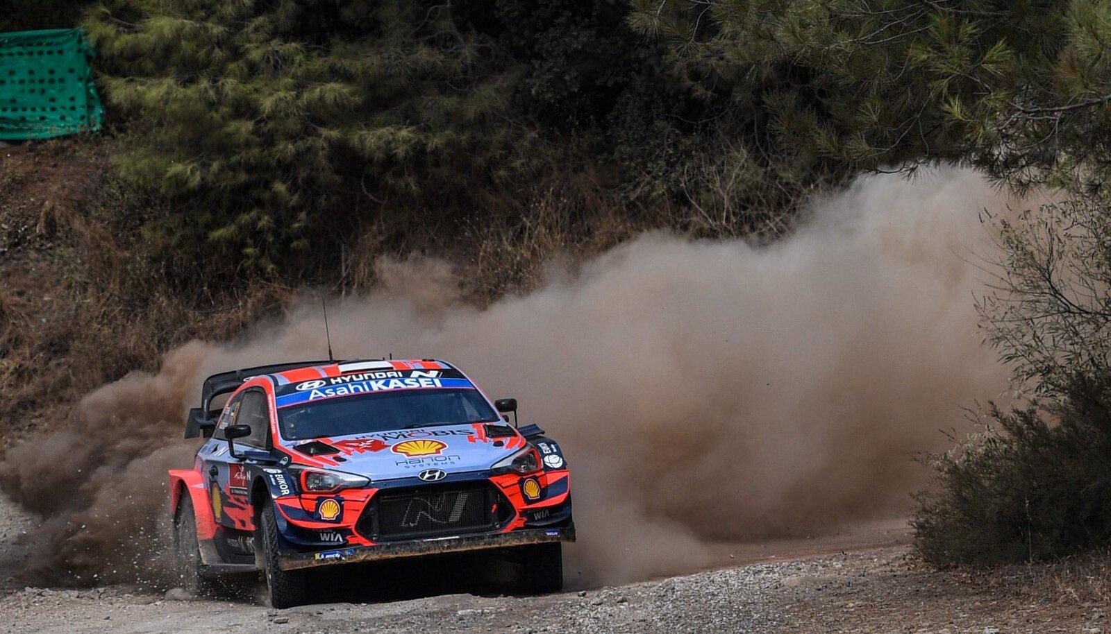 Kas Ott Tänak ja Martin Järveoja saavad Keenias võistelda?