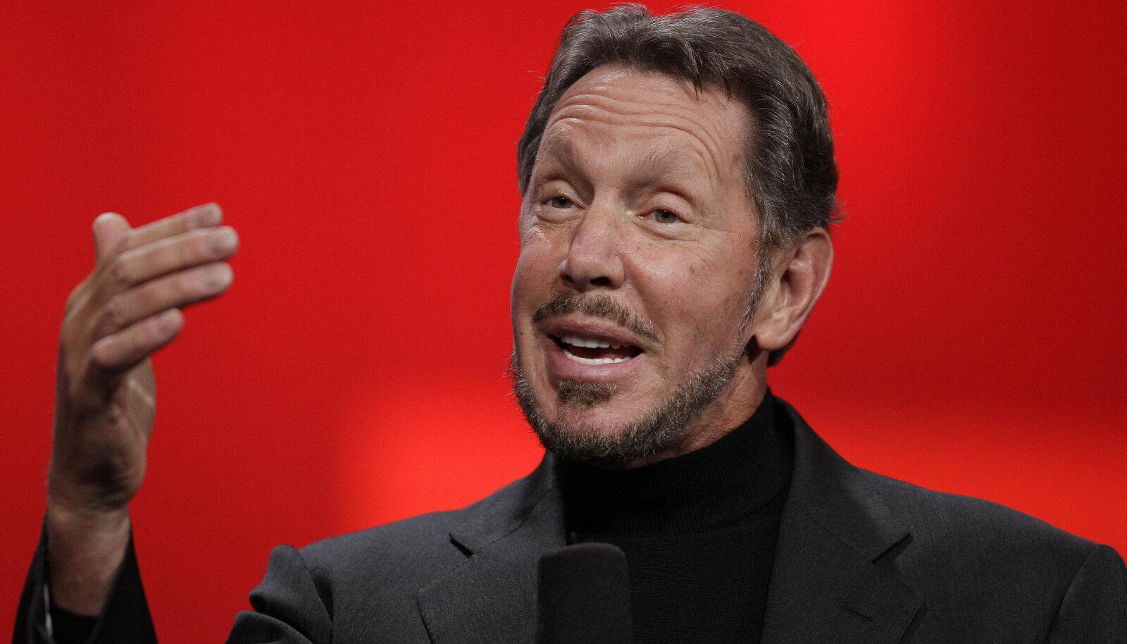 Oracle juht Larry Ellison on arendanud kümmekond aastat Lanai saart. Nüüd asub ta sinna alaliselt elama.