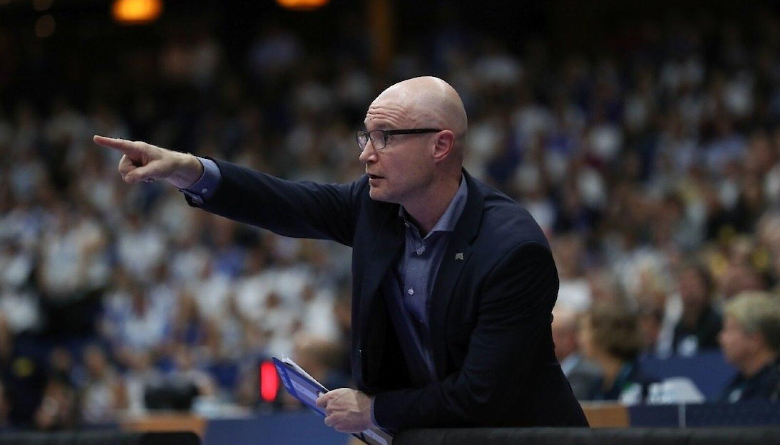 Jukka Toijala võtab Tiit Sokult üle Eesti korvpallikoondise juhendamise.